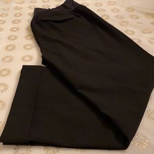Gap Maternity Wear to Work Crop Pant with Cuffs